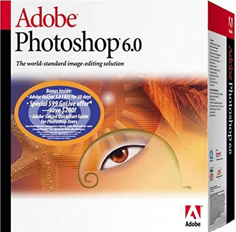 Free Download Adobe Photoshop 6
