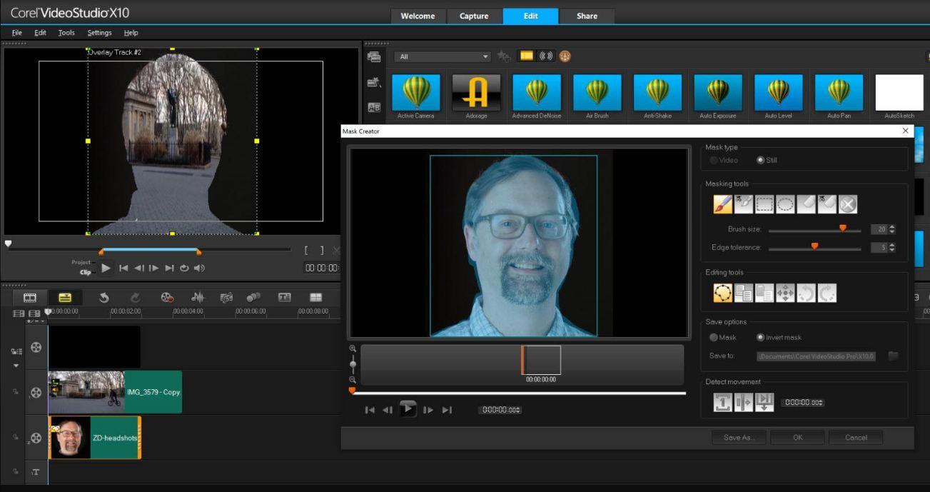 Corel Videio Editor 10