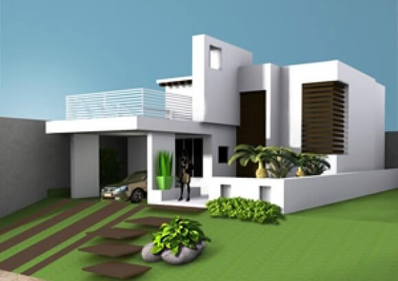 3d House Design With Source File Free Download Max