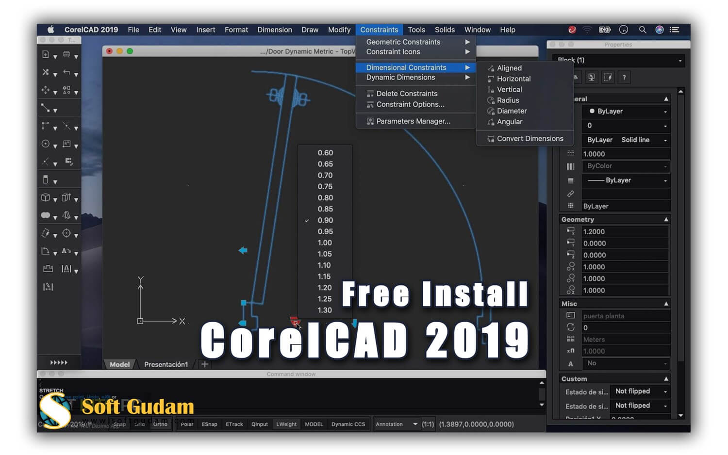 CorelCAD 2019 Download