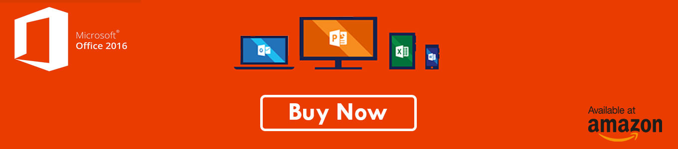 Microsoft Office 2016 Buy Now