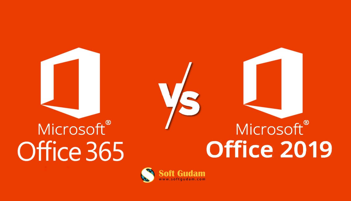 Office 2019 vs Office 2016