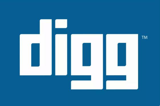 digg social media sites