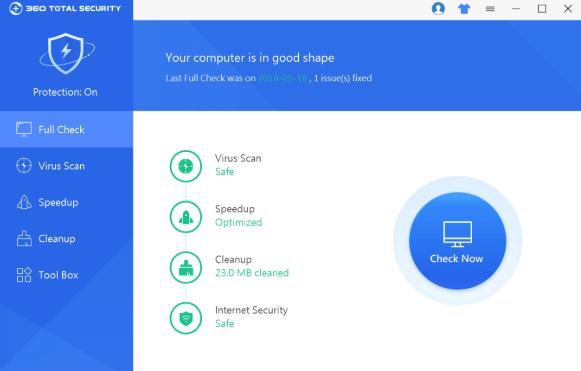 360 total security antivirus