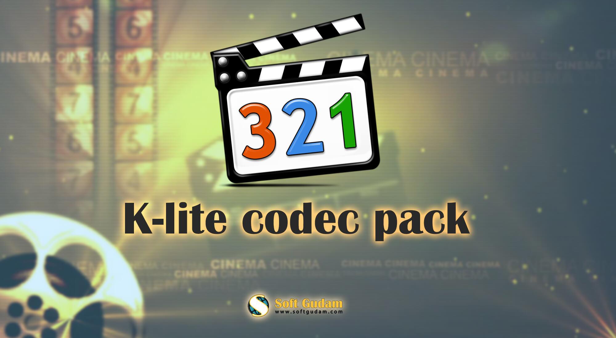 k-lite codec pack download