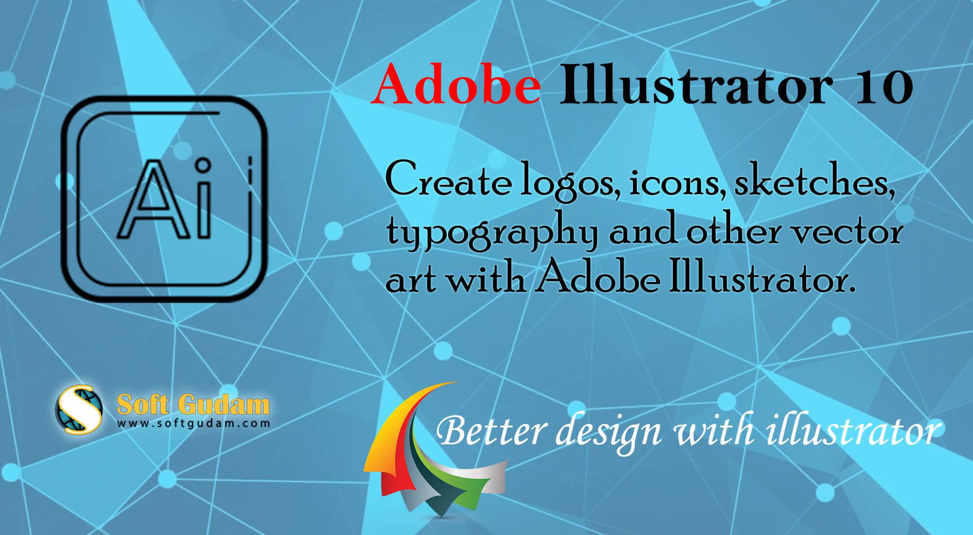 Adobe Illustrator 10